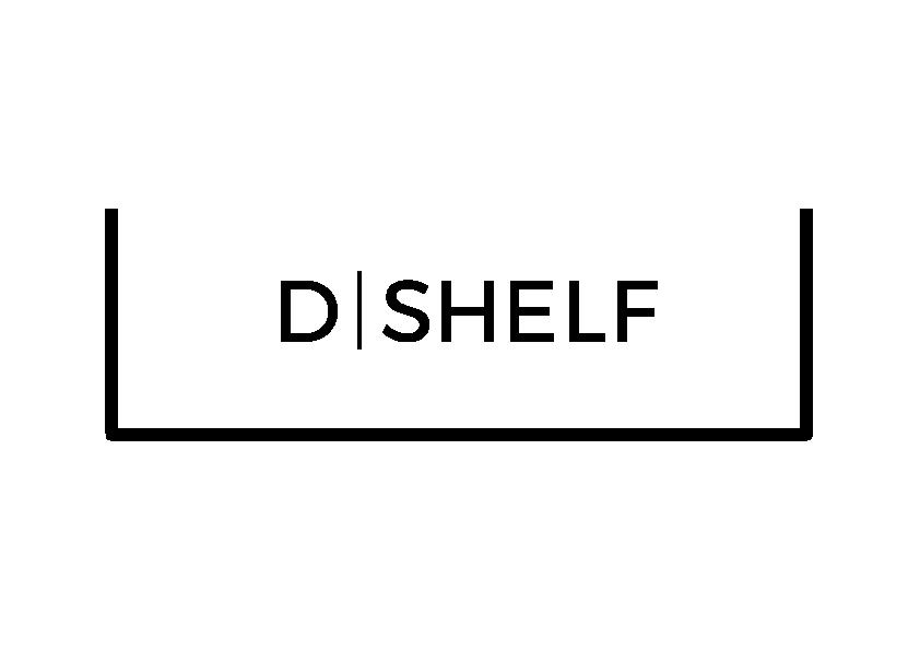Dshelf logotyp